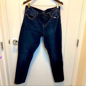 LUCKY BRAND Jeans Denim Lolita Skinny Dark Wash